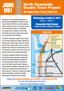 SANDAG meeting invite